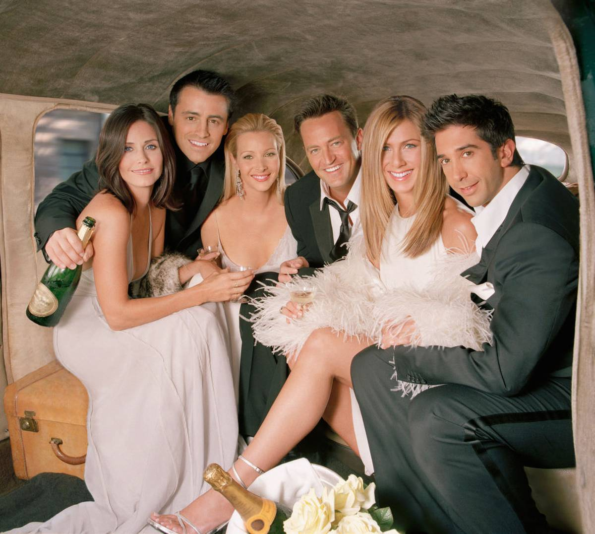 Covid 19 coronavirus: Why the cast of Friends is being tested for coronavirus