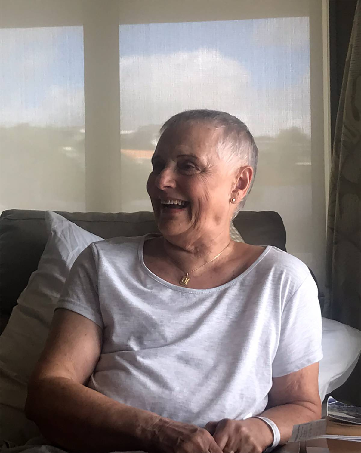 Terminal Hospice breast-cancer patient: 'It's the fear of the unknown'