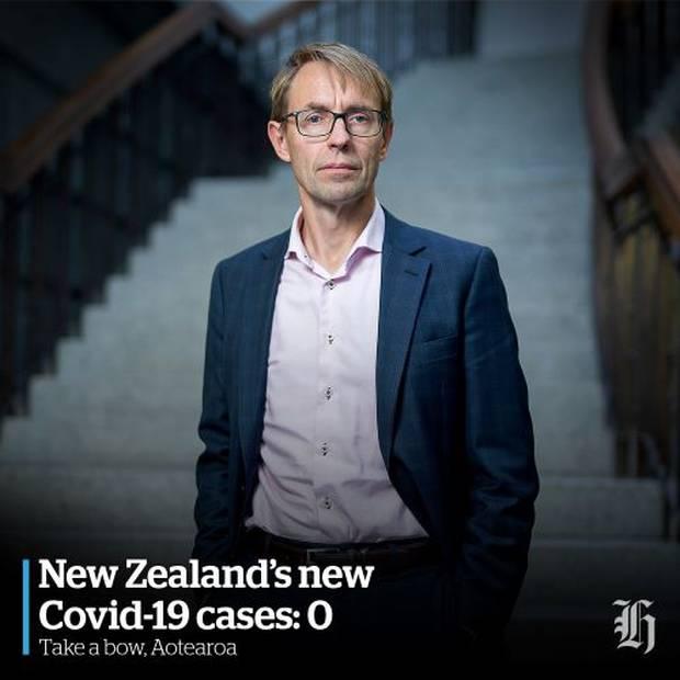 New Zealand Reports Zero New Covid 19 Cases