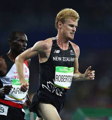 2a6c2af38286 Athletics  Kiwi runner Zane Robertson witness to Mo Farah assault ...