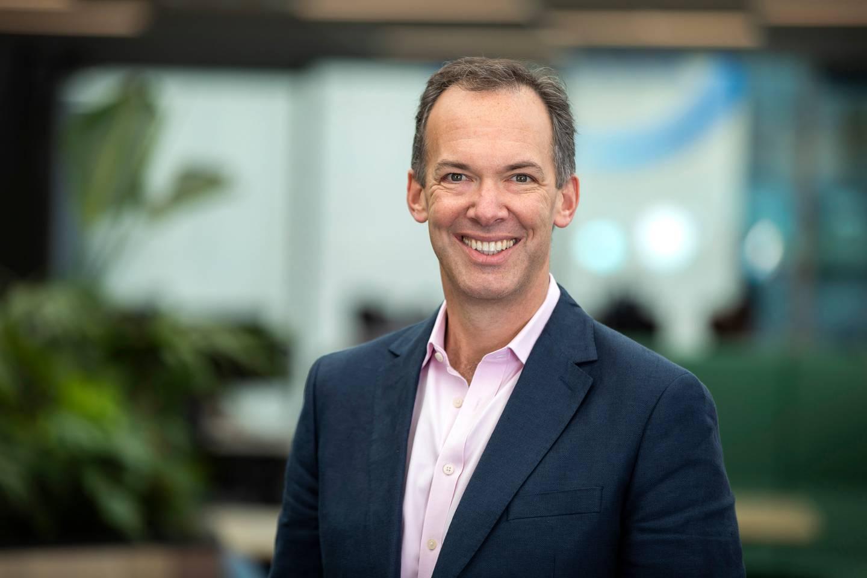 Genesis Energy chief executive  Marc England.  Photo: Brett Phibbs / PhibbsVisuals