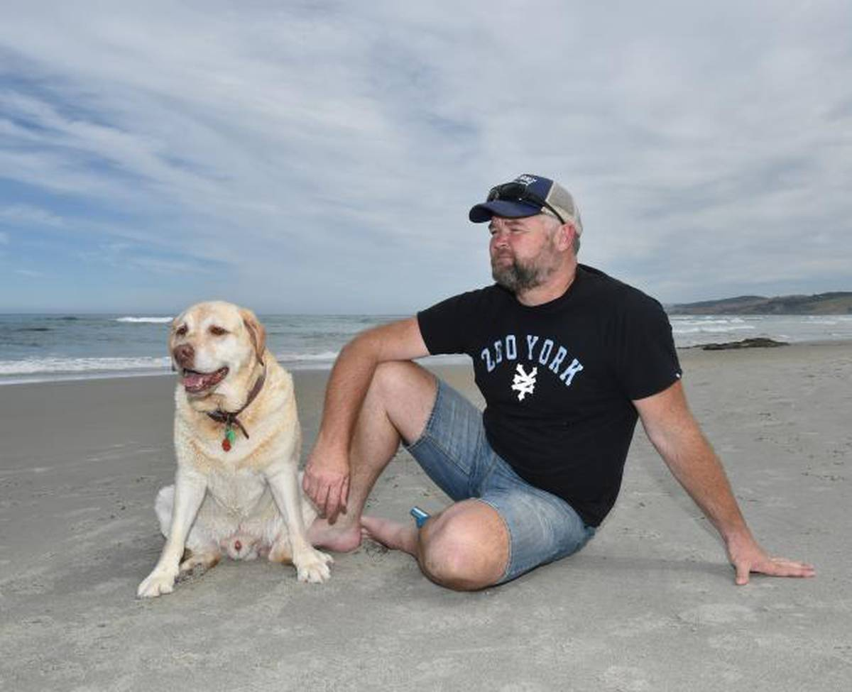 Mystery solved: The hero who saved swimmers from rip at Brighton beach in Dunedin