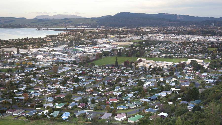 NZ house prices rise 3.3 percent annually in October
