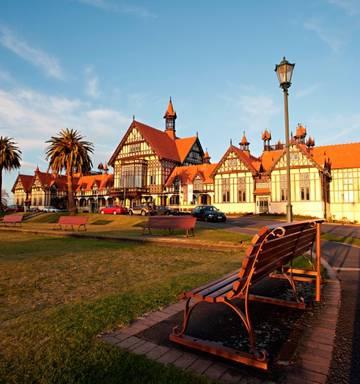 $10m funding boost for Rotorua Museum and Sir Howard