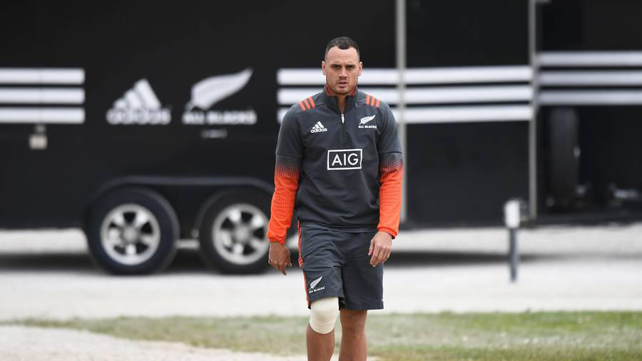 Barret back for All Blacks in place of Sopoaga