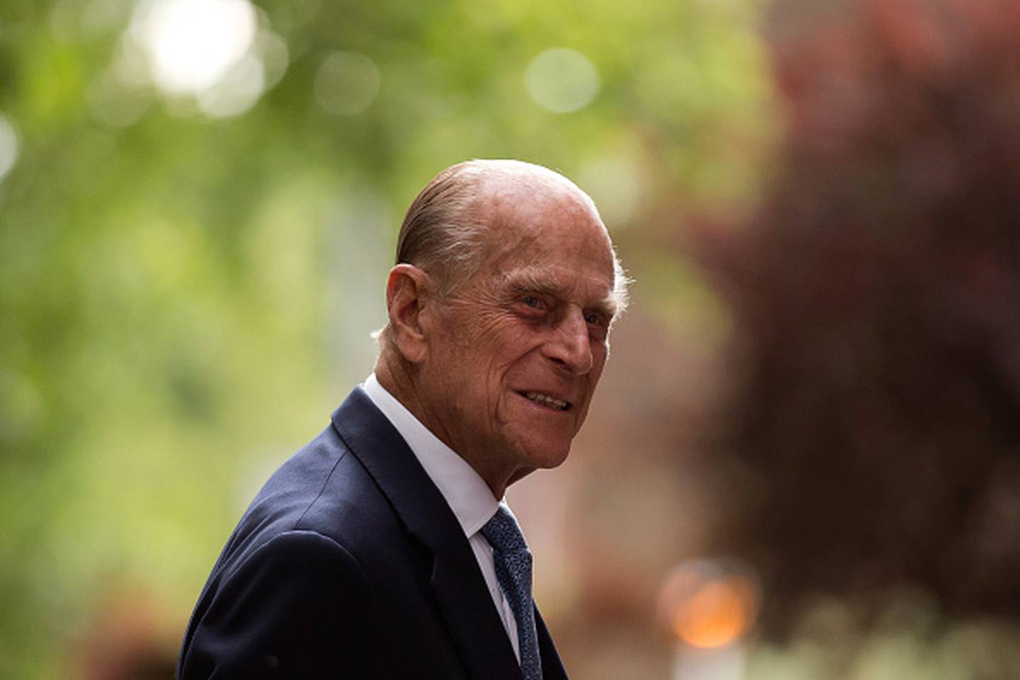 Prince Philip, who died aged 99, is entitled to a full state funeral. Photo / Getty Images