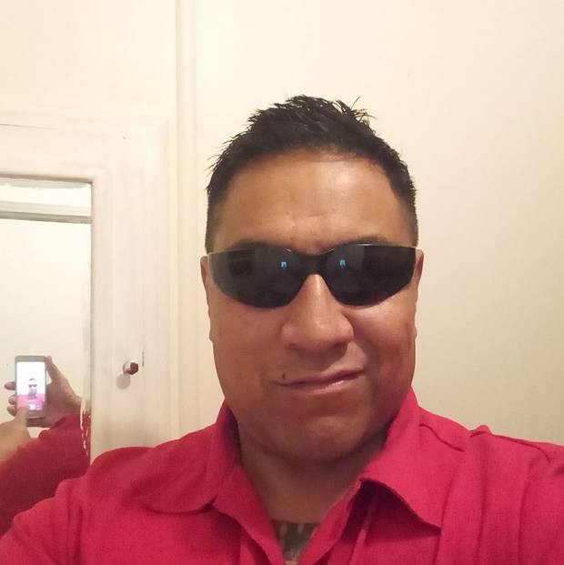 The victim of a fatal shooting in Auckland was Clifford Umuhuri, a member of the Mongrel Mob in Taneatua. Photo / Supplied