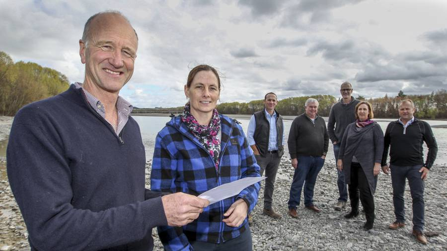 Farmers pledge to make rivers swimmable