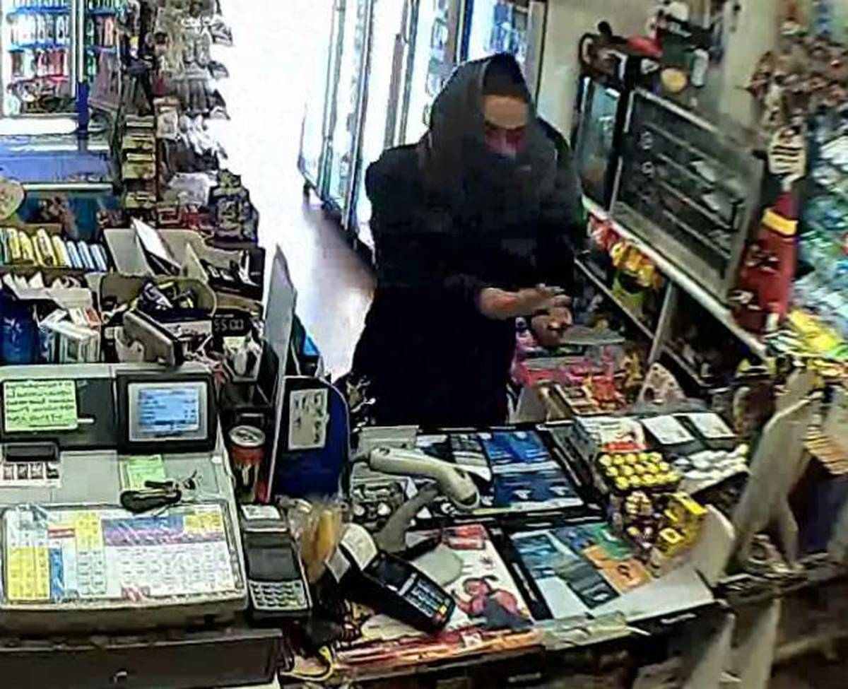 Watch: Smoke cannon foils armed robbery of Dunedin dairy