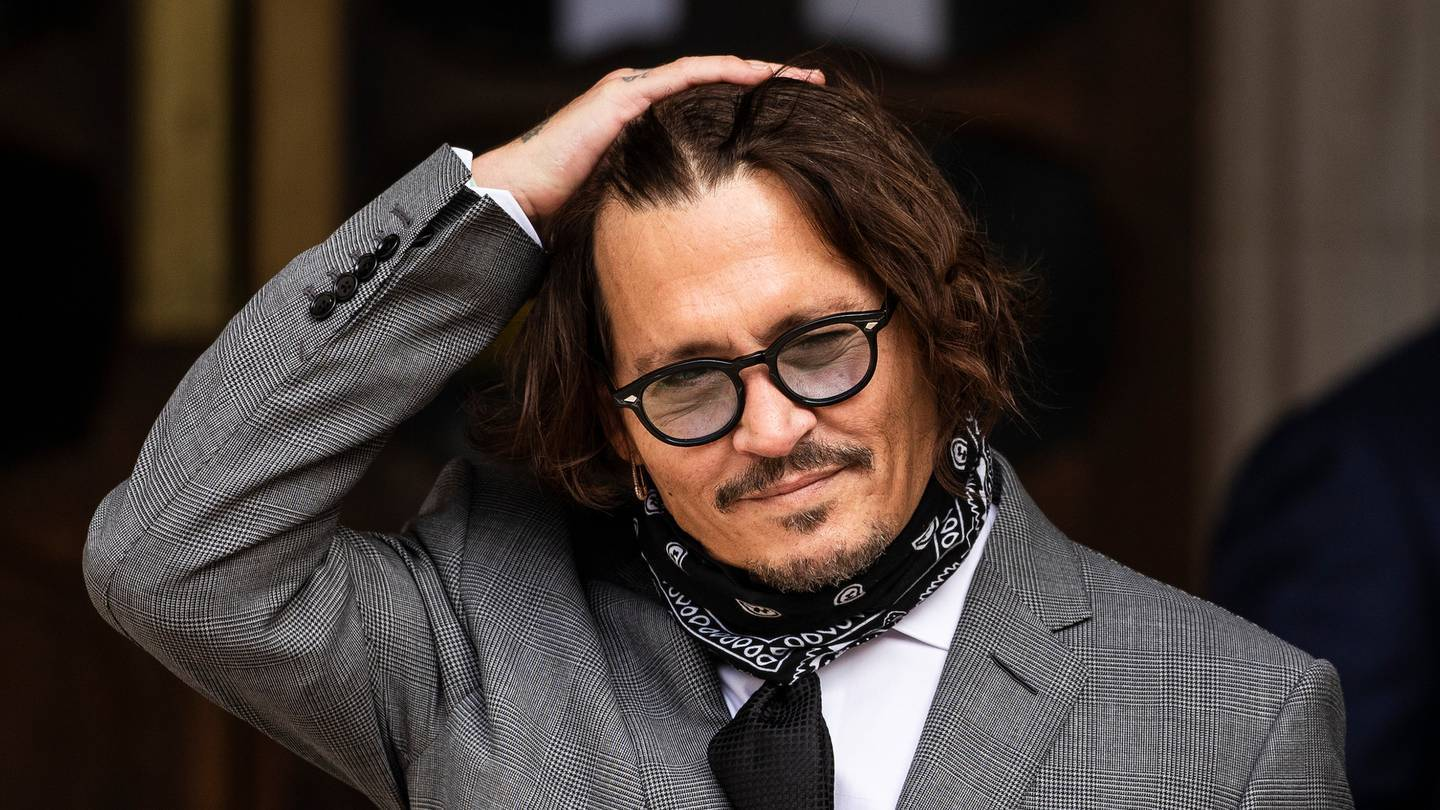 Johny Depp has repeatedly denied allegations he attacked his ex-wife. Photo / AP