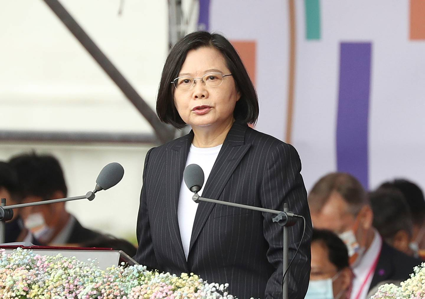 Relations between Beijing and Taipei have deteriorated since Tsai Ing-wen was elected in 2016 and refused to accept the one-China principle. Photo / AP