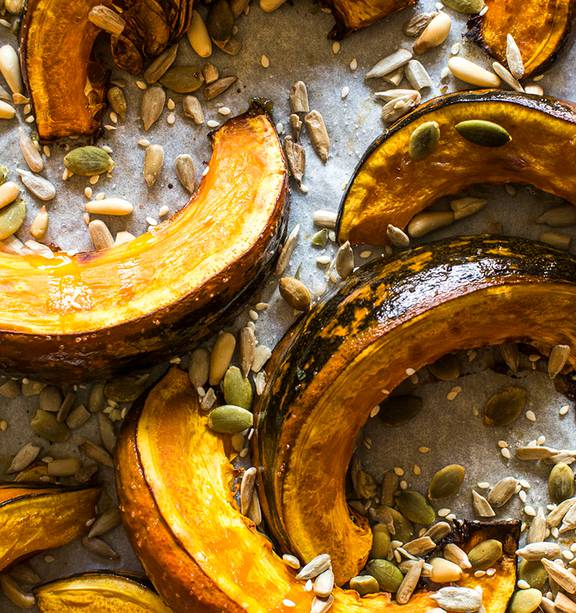 Roasted Buttercup Squash Nz Herald