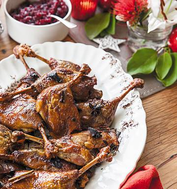 Christmas Duck Recipes.Annabel Langbein S Last Minute Christmas Recipes Nz Herald