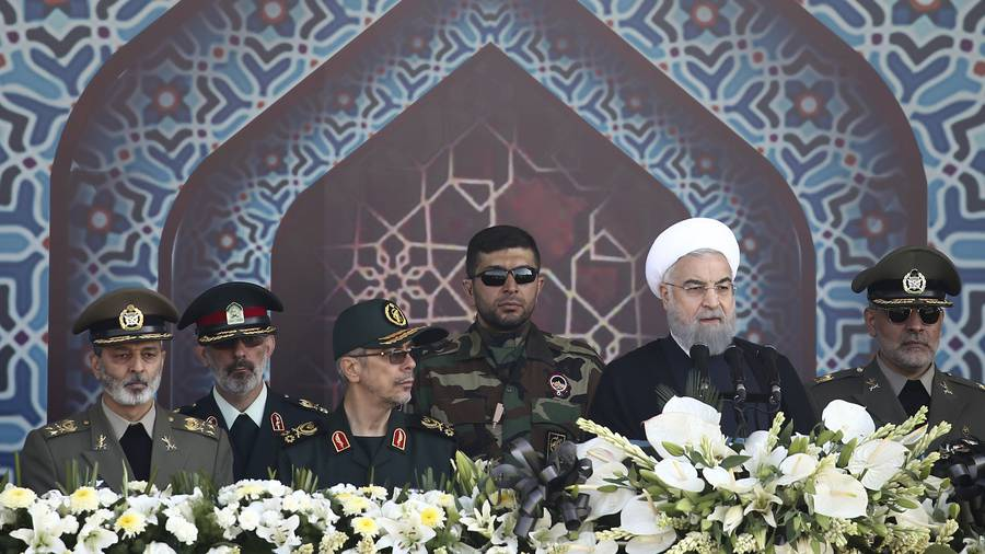 Rouhani says Iran will strengthen its missile capabilities