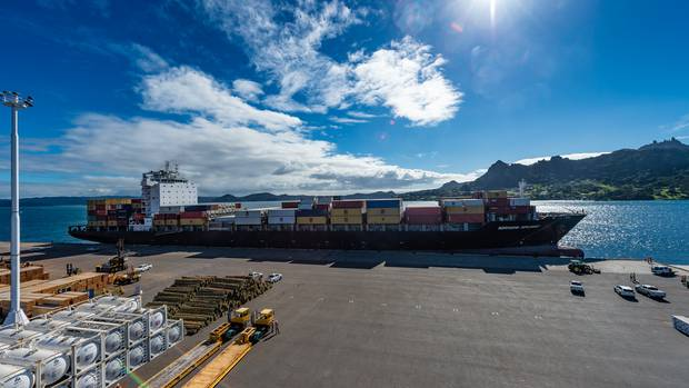 The MSC ship, Northern Diplomat, took the first kiwifruit harvest from Northport earlier this year. Now the trial export service has been a permanent addition to the port's schedule.