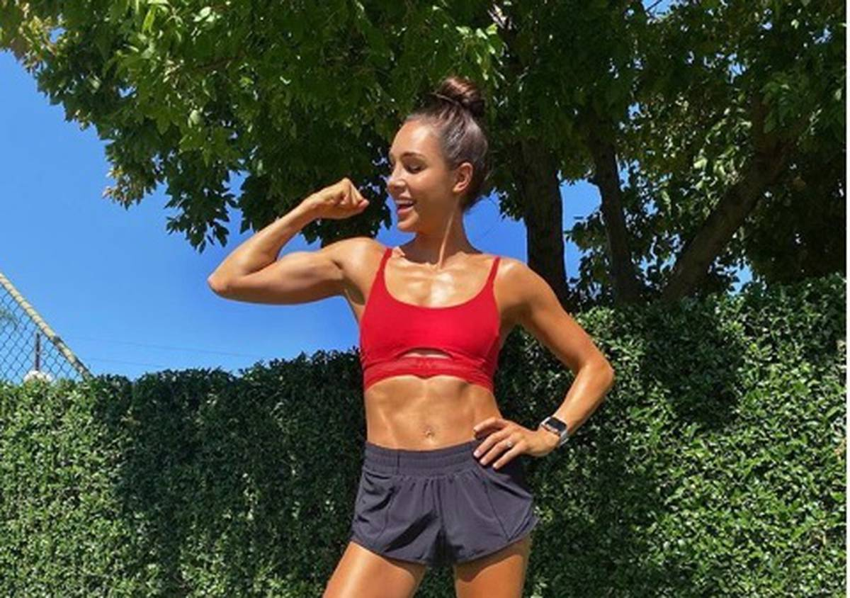 Fitness star Kayla Itsines hits back at prying fans