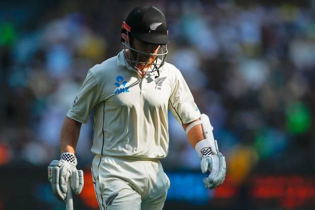 Black Caps captain Kane Williamson's tour of Australia has gone from bad to worse. Photo / Getty