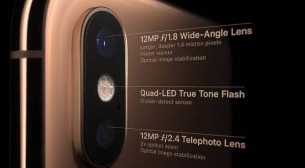 The iPhone was described as having the world's most popular camera. Image/Apple.
