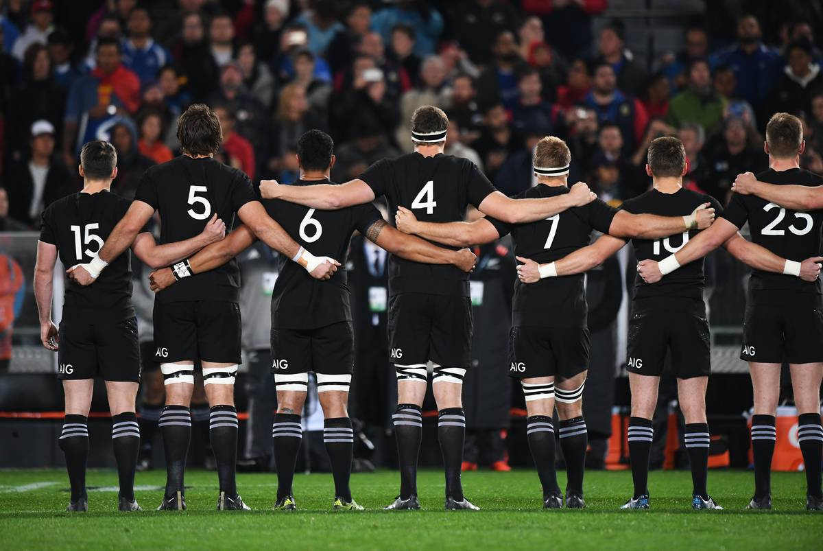 Nz Herald: Big Read: What It Means To Be An All Black