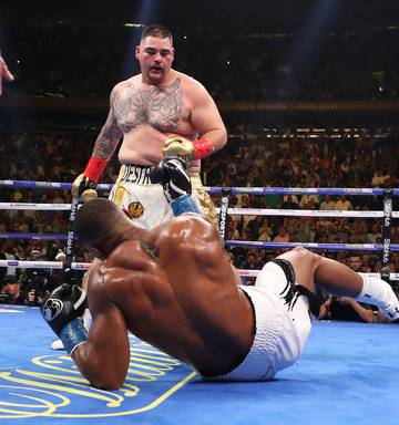 Boxing: Unified heavyweight champion Andy Ruiz Jr silences doubters