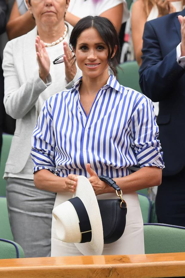 Meghan, Duchess of Sussex, is believed to have spent more than $800,000 on her wardrobe last year. Photo / Getty.