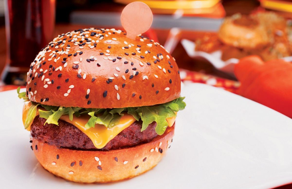 Destination Dining: Gordon Ramsay Burger, Las Vegas
