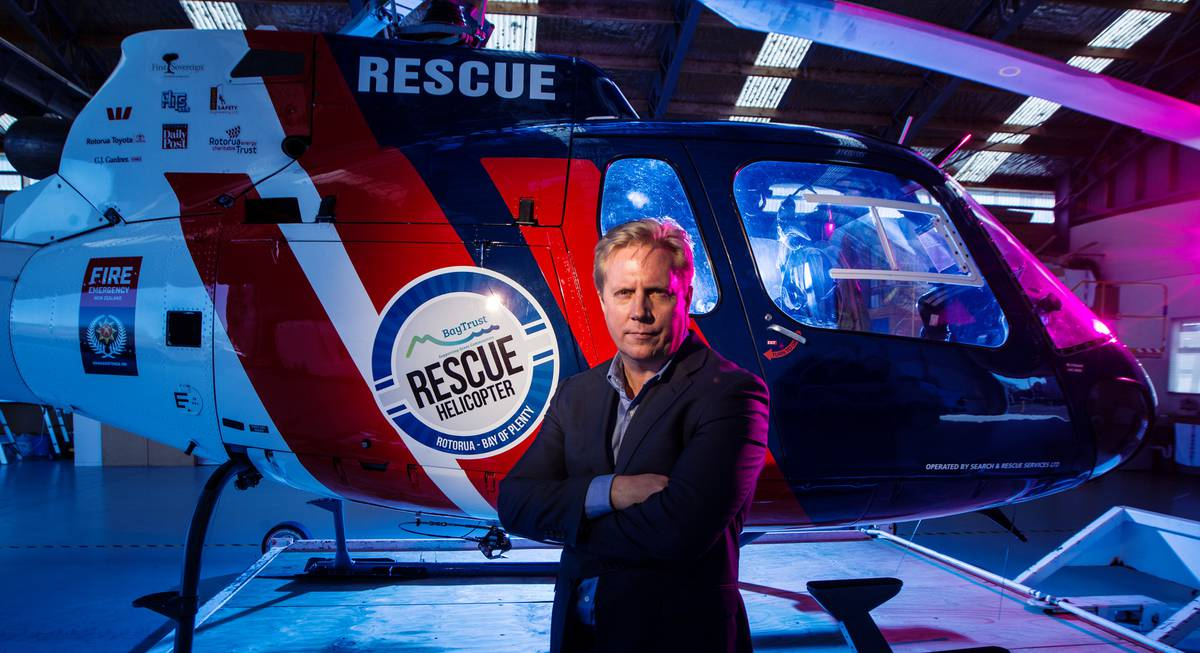 Rotorua MP Todd McClay: Rescue helicopter response 'appalling'