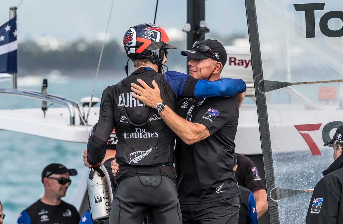 Nz Herald: America's Cup: Team New Zealand's Rocky Road To The Final