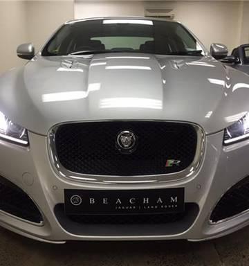 165 000 Jaguar Xfr Gone In 60 Seconds How Brazen Thief Stole