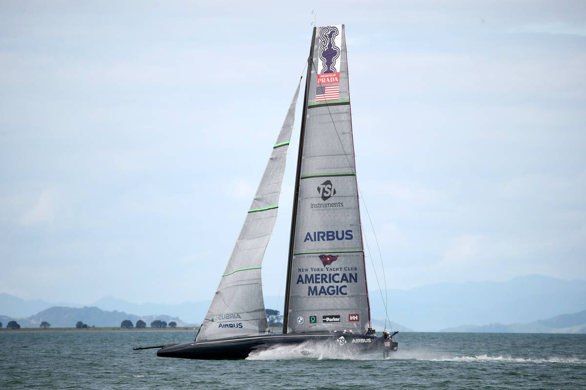 America's Cup 2021: Harbourmaster advises Auckland mariners to know the rules as America's Cup boats hit the water