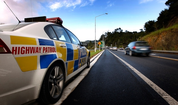 Police national road policing manager Steve Greally said New Zealand had a shameful road toll and scored near the bottom of the OECD in road safety.