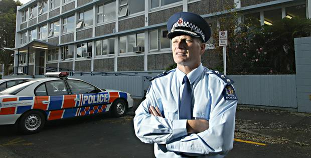 Mike Clement soon after his appointment as Western Bay of Plenty Area Commander. Photo / NZME