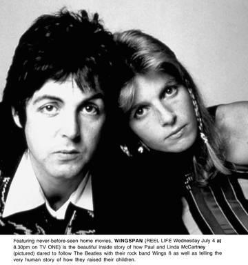 Album review: Paul and Linda McCartney: Ram reissue - NZ Herald