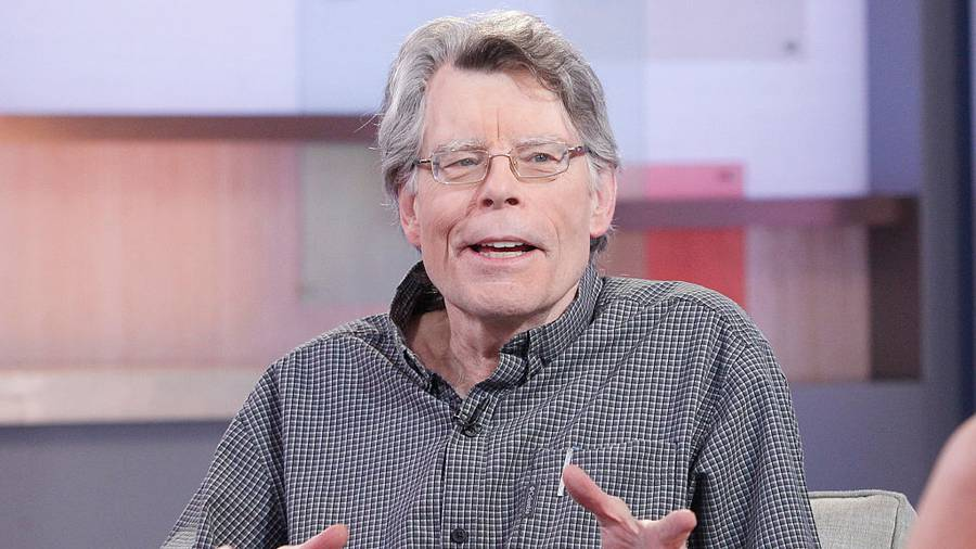 Stephen King Blocks Donald Trump From Seeing IT
