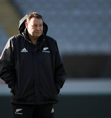 32f4c429b All Blacks coach Steve Hansen reveals contenders for 2019 Rugby ...