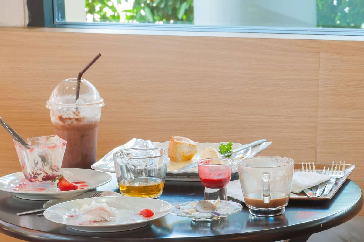 British family slammed for leaving 'disgusting mess' at restaurant