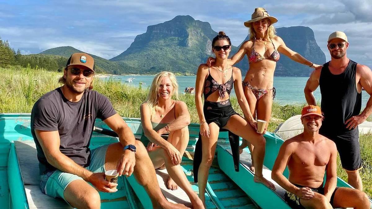 Lord Howe Island: Hemsworths, Taika and celebs flock to new Byron Bay – NZ Herald