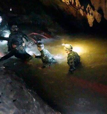 Thai boys trapped in cave will be experiencing significant